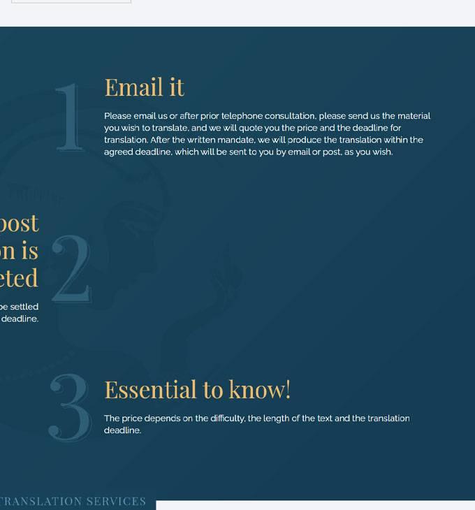 Izatranslate.com - Magyar, angol, német, román fordítások - responzív honlapkészítés