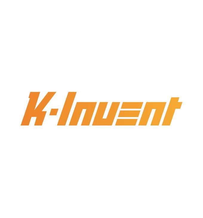 K-Invent logó készítés