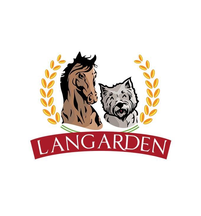 Langarden logó készítés