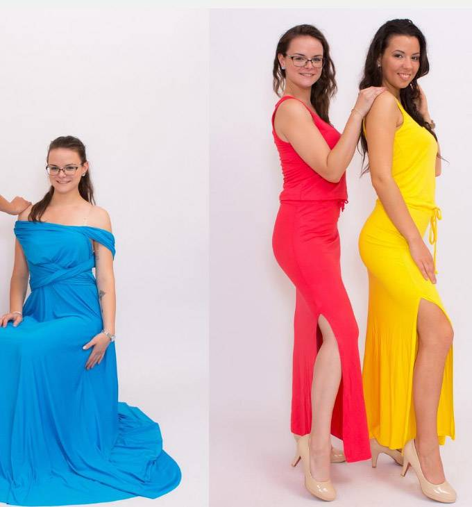 Lenadivat.hu - Minőségi női divat - reszponzív webáruház készítés