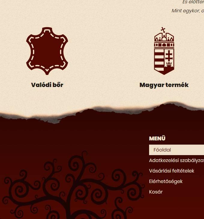 Multidezoudvar.hu - Íjászat reszponzív webáruház készítés