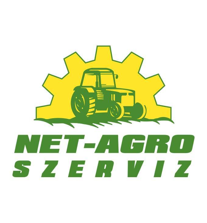 NET-AGRO Szerviz - logó készítés