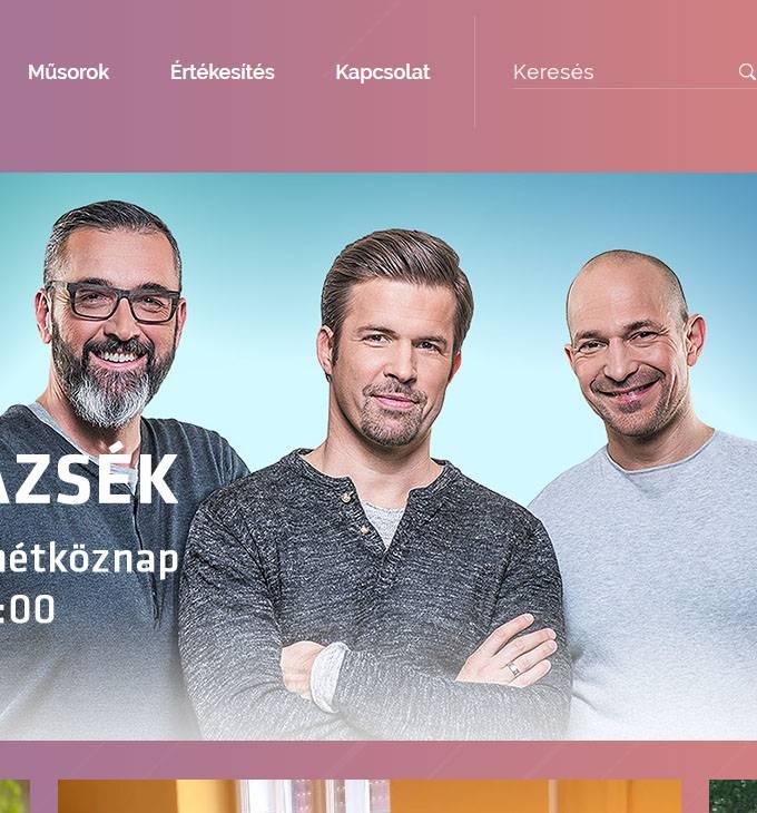 Radio1hevesmegye.hu - A Rádió1 Egri körzete - reszponzív honalpkészítés
