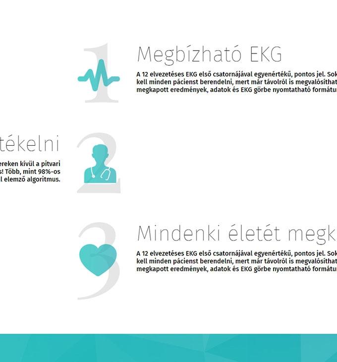 Sanatory.hu egészségfigyelő eszközt forgalmazó mobil barát webshopot fejlesztettünk
