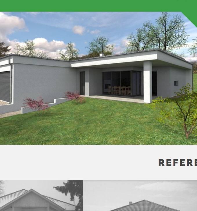 Smartehaz.hu - Tervezés, generálkivitelezés, belsőépítészet - reszponzív honlapkészítés