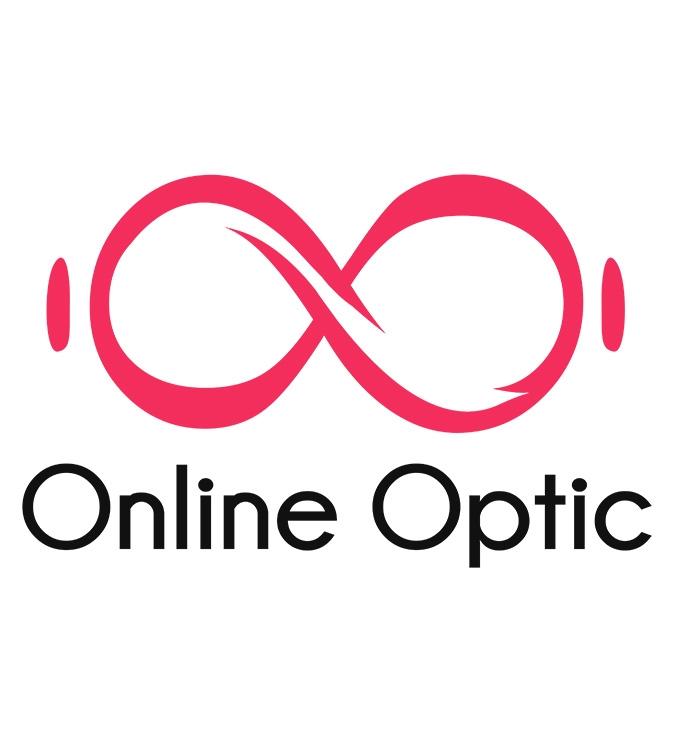 Onlineoptic.hu logó tervezés