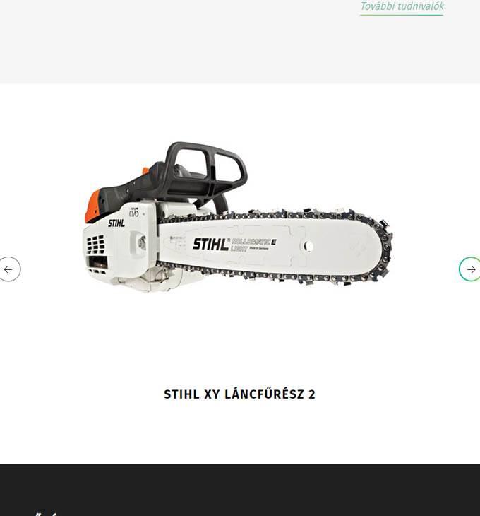 Szigetstil.hu - gallyazás, villamoshálózat- és nyiladéktisztítás - reszponzív weboldal készítés