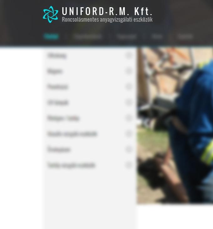 Uniford R.M. Kft. logó tervezése